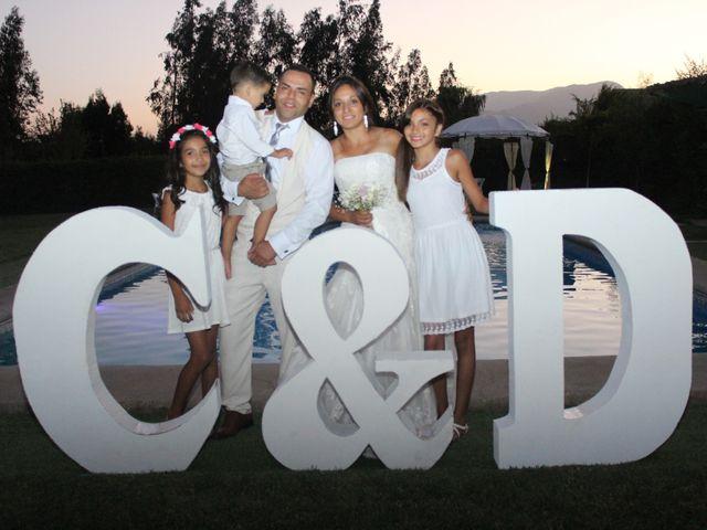 El matrimonio de Danny y Cecilia en Lampa, Chacabuco 70