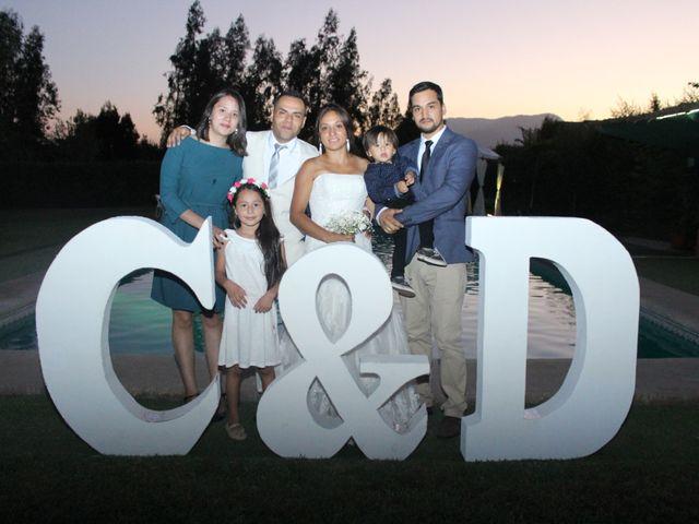 El matrimonio de Danny y Cecilia en Lampa, Chacabuco 74