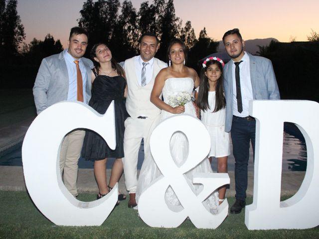 El matrimonio de Danny y Cecilia en Lampa, Chacabuco 75