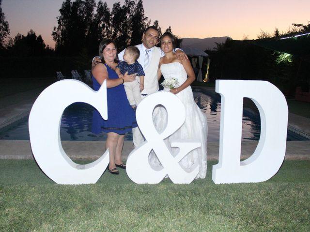 El matrimonio de Danny y Cecilia en Lampa, Chacabuco 76