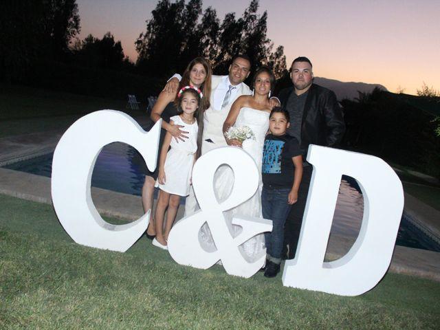 El matrimonio de Danny y Cecilia en Lampa, Chacabuco 77