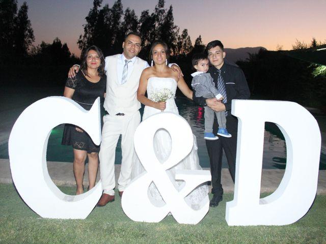 El matrimonio de Danny y Cecilia en Lampa, Chacabuco 78