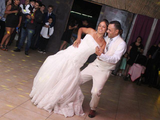 El matrimonio de Danny y Cecilia en Lampa, Chacabuco 81