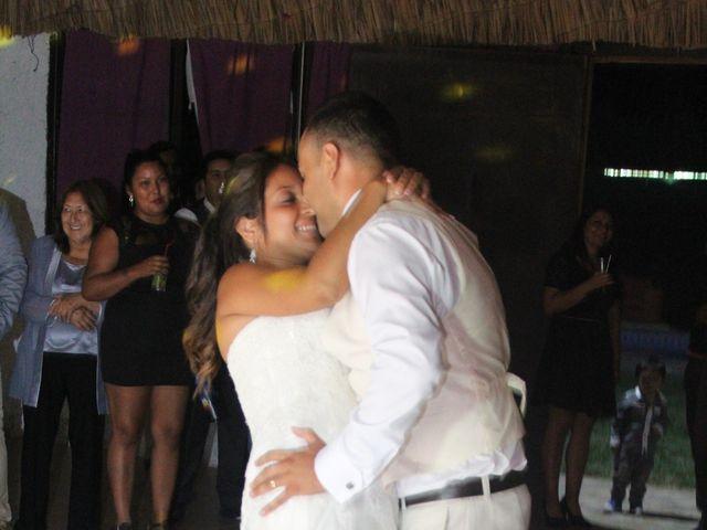 El matrimonio de Danny y Cecilia en Lampa, Chacabuco 82