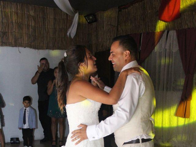 El matrimonio de Danny y Cecilia en Lampa, Chacabuco 84
