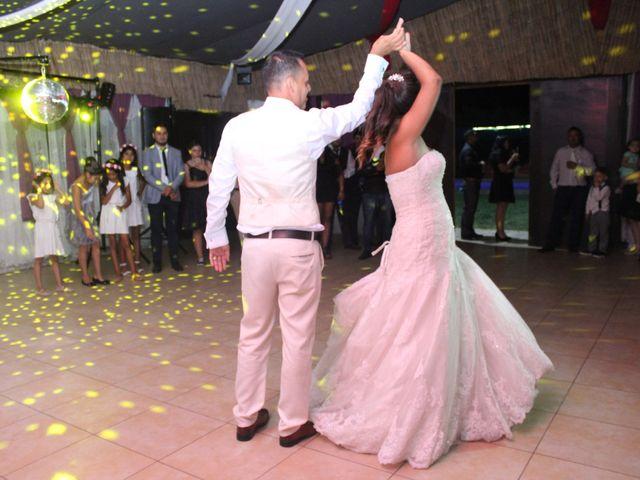 El matrimonio de Danny y Cecilia en Lampa, Chacabuco 85