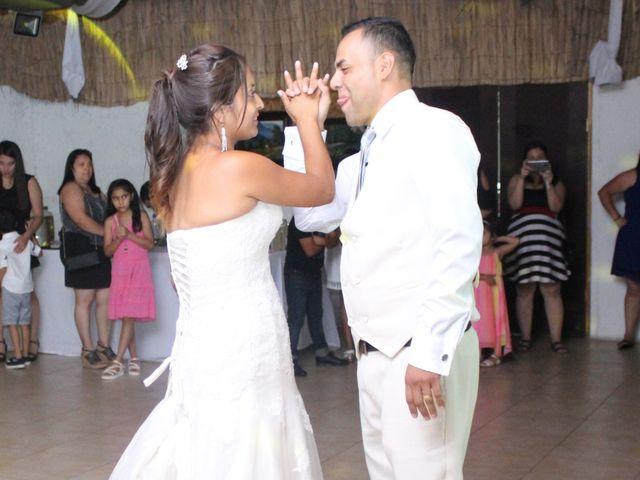 El matrimonio de Danny y Cecilia en Lampa, Chacabuco 86
