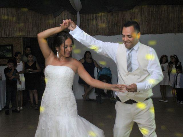 El matrimonio de Danny y Cecilia en Lampa, Chacabuco 87