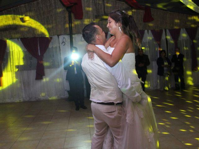 El matrimonio de Danny y Cecilia en Lampa, Chacabuco 88