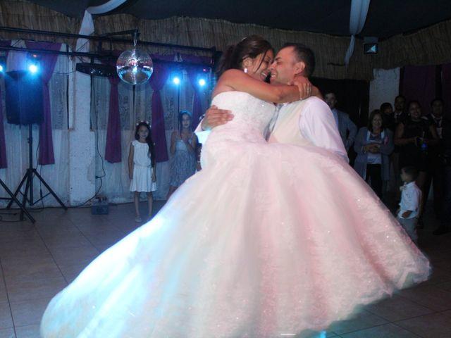 El matrimonio de Danny y Cecilia en Lampa, Chacabuco 90