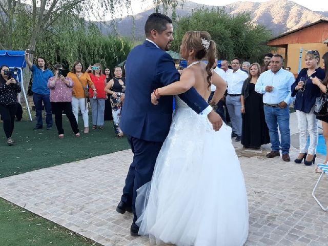 El matrimonio de Paola y Boris