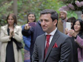 El matrimonio de Natalia y Rodrigo 1