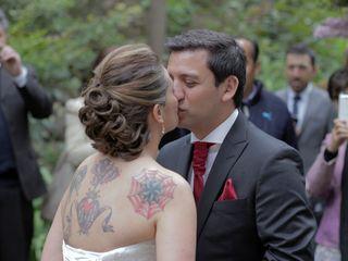 El matrimonio de Natalia y Rodrigo 2