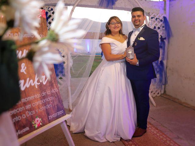 El matrimonio de Danka y Mauricio
