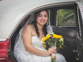 El matrimonio de Marion y Miguel 3