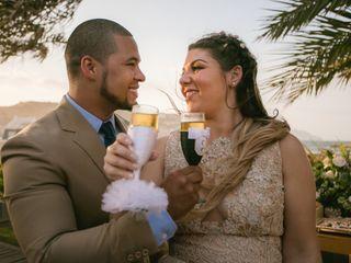 El matrimonio de Karina y Anthony 3