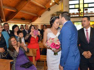 El matrimonio de Soledad y Edgardo 1