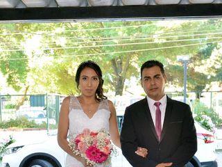 El matrimonio de Soledad y Edgardo 2