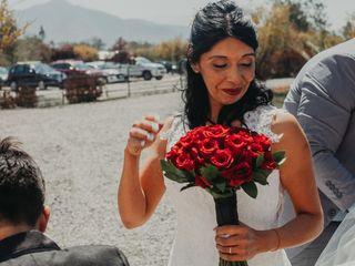 El matrimonio de Carlos y Alejandra 1