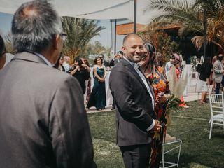 El matrimonio de Carlos y Alejandra 2