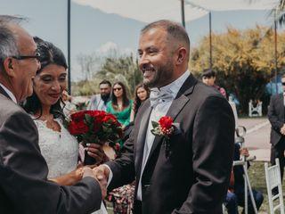El matrimonio de Carlos y Alejandra 3
