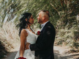 El matrimonio de Carlos y Alejandra