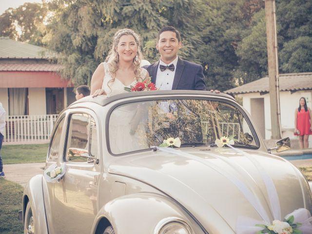 El matrimonio de Danitza y Marcelo