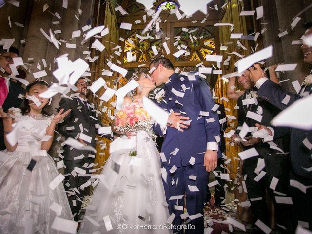El matrimonio de Miguel y Marcella en Providencia, Santiago 1