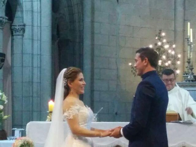 El matrimonio de Miguel y Marcella en Providencia, Santiago 2