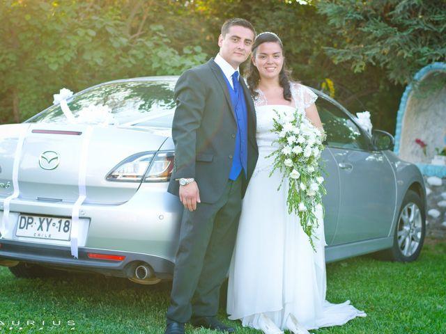 El matrimonio de Rodeth y Leonardo