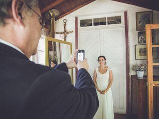 El matrimonio de Maite y Julio 1