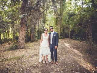 El matrimonio de Maite y Julio