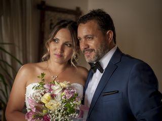 El matrimonio de Victoria  y Luis 2
