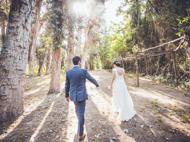 El matrimonio de Julio y Maite en Buin, Maipo 19
