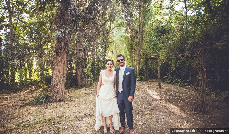 El matrimonio de Julio y Maite en Buin, Maipo