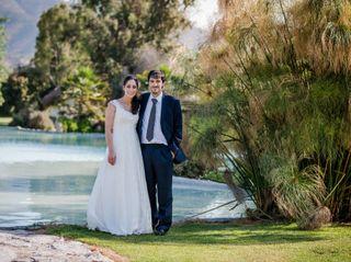 El matrimonio de Camila y Ignacio 1