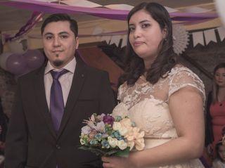 El matrimonio de Alexia y Eduardo