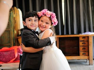 El matrimonio de Joselyn y Pablo 2