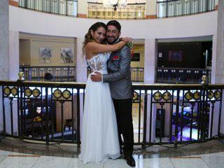 El matrimonio de Emi y Juan Andrés 2