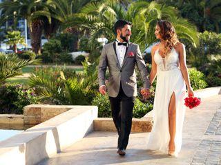 El matrimonio de Emi y Juan Andrés