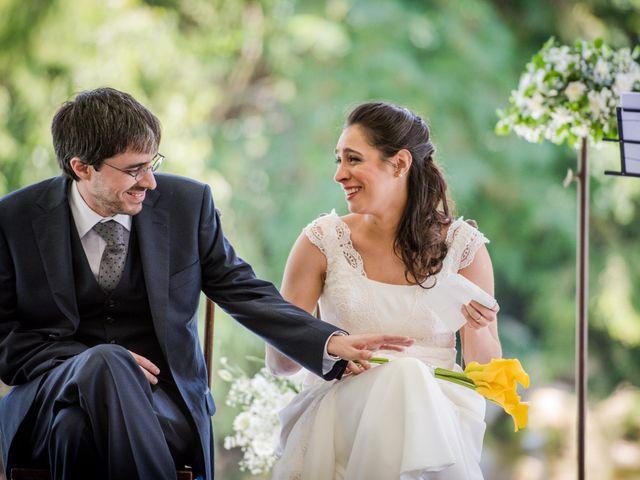 El matrimonio de Camila y Ignacio