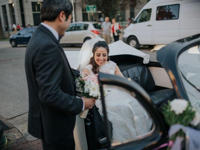 El matrimonio de Roberto y Evelyn en La Reina, Santiago 8
