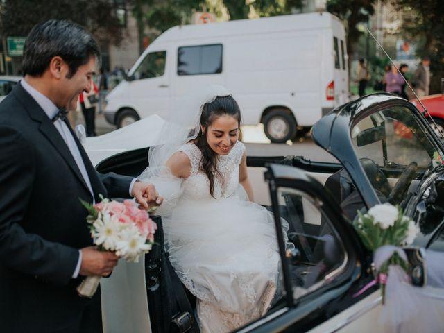 El matrimonio de Roberto y Evelyn en La Reina, Santiago 9