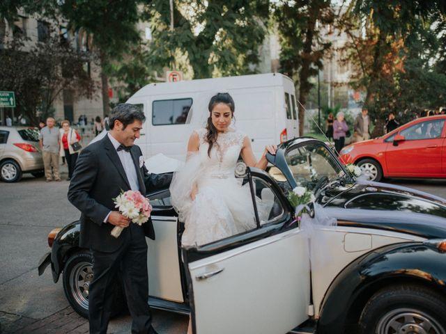El matrimonio de Roberto y Evelyn en La Reina, Santiago 10