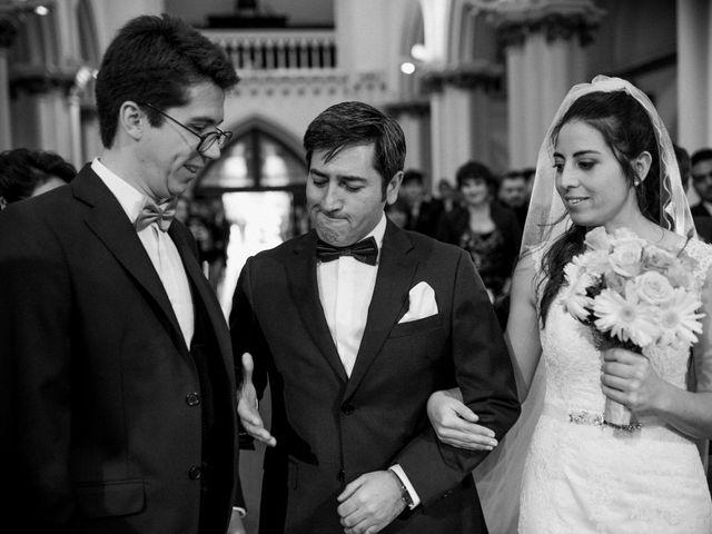 El matrimonio de Roberto y Evelyn en La Reina, Santiago 13