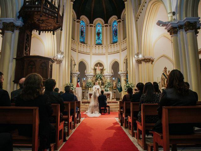 El matrimonio de Roberto y Evelyn en La Reina, Santiago 14