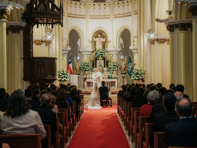 El matrimonio de Roberto y Evelyn en La Reina, Santiago 2