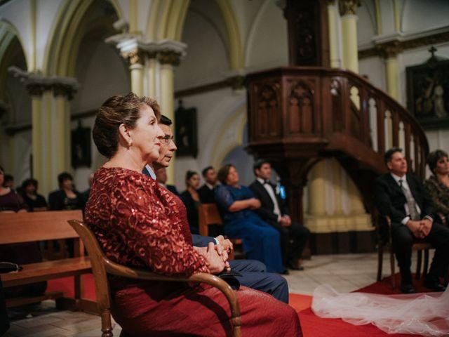 El matrimonio de Roberto y Evelyn en La Reina, Santiago 16