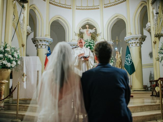 El matrimonio de Roberto y Evelyn en La Reina, Santiago 17