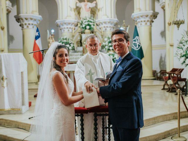 El matrimonio de Roberto y Evelyn en La Reina, Santiago 18